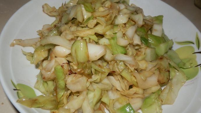 蚝油圆白菜