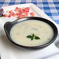 奶油蘑菇汤的做法图解6