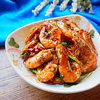 麻辣干锅虾的做法图解9