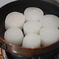 日式清水萝卜-早餐配餐#给老爸做道菜#的做法图解5