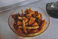 一锅鲜——排骨土豆玉米炖豆角的做法