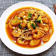 #美食视频挑战赛#虾仁玉子豆腐