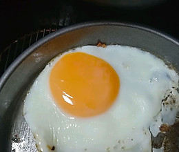 空气炸锅 煎鸡蛋的做法