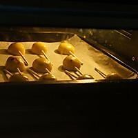 蔓越莓棒棒糖饼干#我的莓好食光#的做法图解7