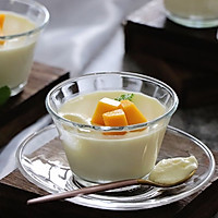 奶酪布丁 奶香醇厚(甜度适中)的做法图解1