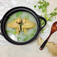 清炖鸡汤#每道菜都是一台时光机#的做法图解8