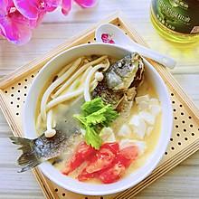 #白色情人节限定美味#鲫鱼豆腐汤