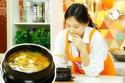 【微体兔菜谱】跟韩国欧尼学习最经典的大酱汤!