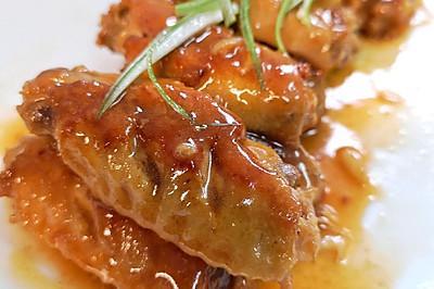 红烧鸡翅-孩子超爱吃的下饭菜