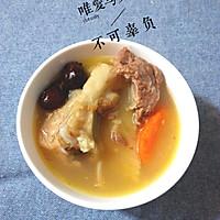 清热靓汤:红萝卜粉葛猪骨汤的做法图解5