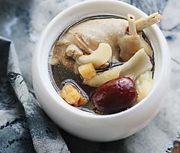 沙参玉竹老鸭汤#铁釜烧饭就是香#的做法