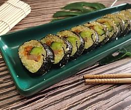 【生酮饮食·真酮】生酮寿司的做法