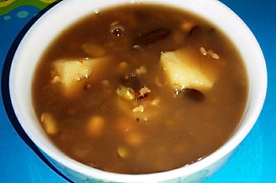 每日一粥: 春季养生粥:五豆糙米粥