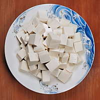 麻婆豆腐 家庭简单版的做法图解3