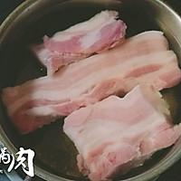 顺家私房菜——回锅肉的做法图解1