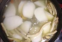 冬季滋补羊肉汤锅(青椒蘸料)的做法
