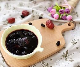 滋阴补血 桑葚黑豆红枣糖水的做法