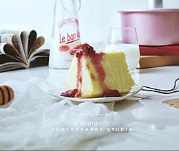 芝士戚风蛋糕的做法