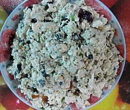 松花蛋豆腐的做法