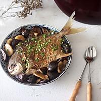 红烧金鲳鱼——九阳轻奢炒锅
