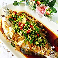 【私房冬菜蒸鳊鱼】的做法图解6