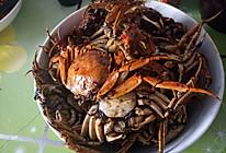 蟹黄蟹的做法