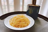 清炒土豆丝—香脆又可口的做法