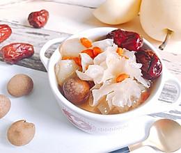 冰糖雪梨银耳羹 日常必备清热解毒养生汤的做法