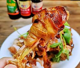 有了这个酱香鸡腿,米饭都不够吃啦的做法
