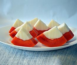 养颜快手木瓜椰奶冻  减肥小伙伴也能大口吃甜品的做法
