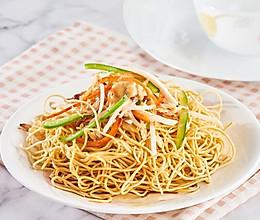 小时候妈妈的味道味道——上海三丝冷面的做法