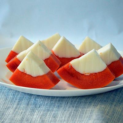 养颜快手木瓜椰奶冻  减肥小伙伴也能大口吃甜品