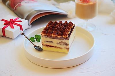 提拉米苏盒子蛋糕