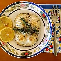 香煎鳕鱼排的做法图解3
