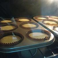 #美的绅士烤箱#海绵杯子蛋糕的做法图解14