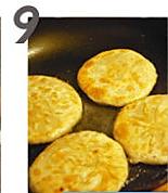 猪肉白菜馅馅饼的做法图解11