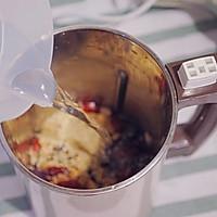 红豆黑米糊的做法图解5