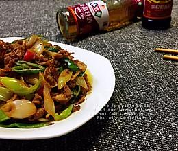 #中秋宴,名厨味#干炒大葱羊肉卷的做法