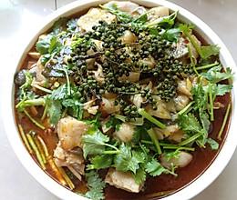 青花椒鱼的做法