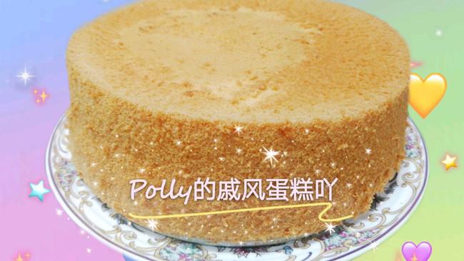 戚风蛋糕ღ(๑╯◡╰๑ღ蓬松好吃的吖的做法