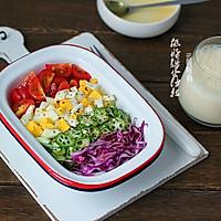 低脂鸡蛋沙拉+香蕉奶昔
