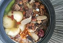 菌菇炖鸡汤的做法