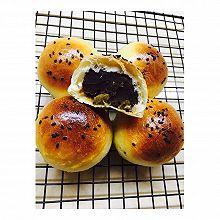 豆沙面包(超好吃)