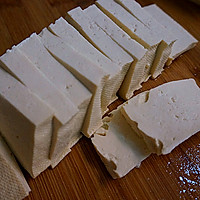 香辣酱汁焖豆腐的做法图解5