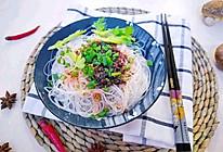 凉拌粉丝#快手又营养,我家的冬日必备菜品#的做法