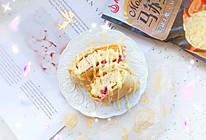 #安佳马苏里拉芝士挑战赛#健康快手的鸡肉芝士蔬菜卷饼的做法