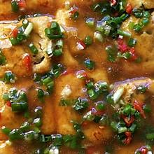 香煎豆腐酿