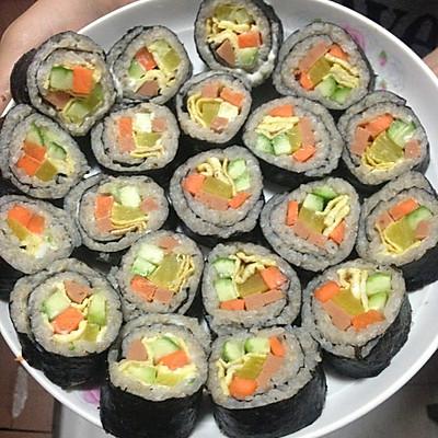 野餐必备,寿司