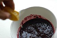 颜值爆增:蓝莓渐变芝士蛋糕的做法图解5
