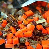 营养下酒菜--干煸孜然小羊排的做法图解16